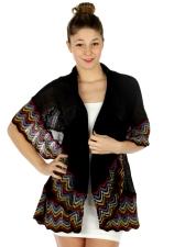Black knit vest (My personal favorite!)